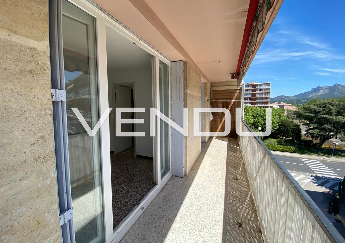 Appartement Type 4 Balcon et Cave La Rose des Vents AUBAGNE
