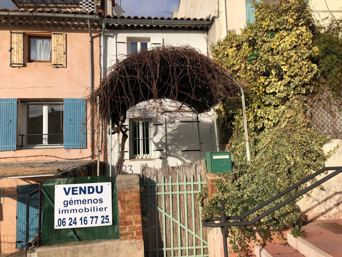 Vente Maison Gémenos